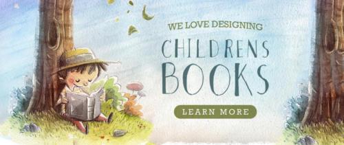 redfoxdesignsandmarketing_banner_childrens-books